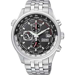 Citizen Men's Eco-Drive Red Arrows Perpetual Calendar Watch - CA0080-54E