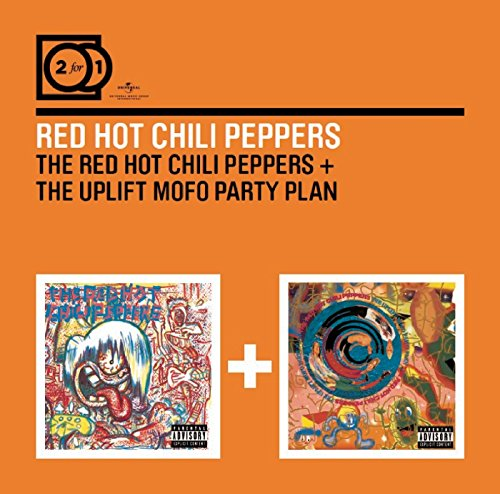 2 for 1: the Red Hot Chili Pep