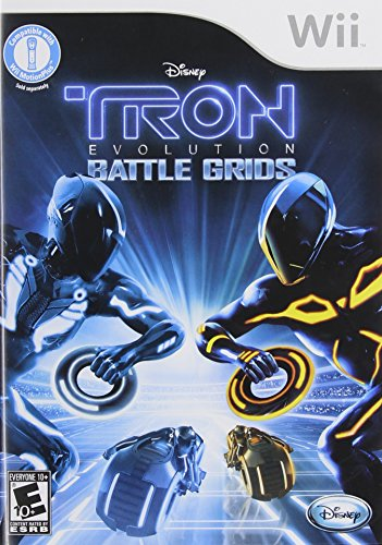 TRON: Evolution - Battle Grids - Nintendo Wii - 1