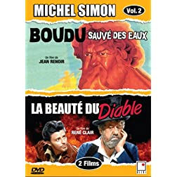 Michel Simon vol. 2 - Boudu sauve des eaux / La beaute du diable (French only)