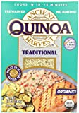 Ancient Harvest Organic Quinoa, Traditional, 12-Ounce Boxes (Pack of 12)