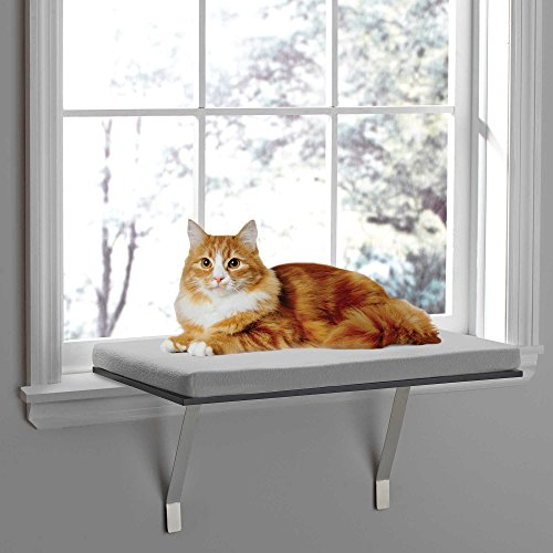 Cool cat tree plans cat shelves for Cool cat perches
