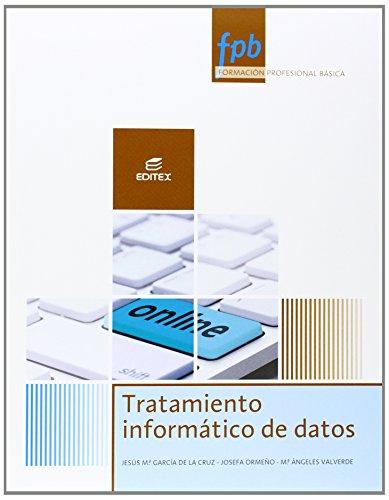 Tratamiento informático de datos (Formación Profesional Básica)