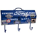 Ford Three Hook Wall Shelf