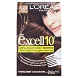 L'Oreal Paris Excell 10 Hair Colourant Spiced Chocolate 4.35