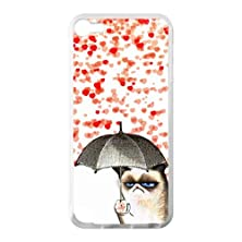 buy Generic High Quality Grumpy Cat Hard Back Skin Cover Case With Laser Technology For Ipod Touch 5Th Generation Asi-A350