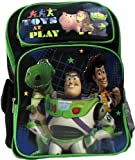 Disney Pixar Toy Story 3 Large 16 Inch School Backpack