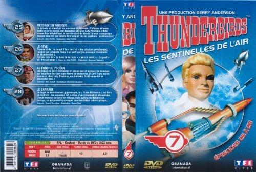 Thunderbirds, les sentielles de l'air Volume 7