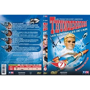 Thunderbirds, les sentielles de l'air Volume 7