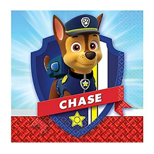 Paw Patrol Small Napkins (16ct)