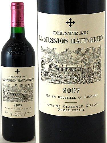 シャトー・ラ・ミッションオー・ブリオン[2007](赤ワイン)