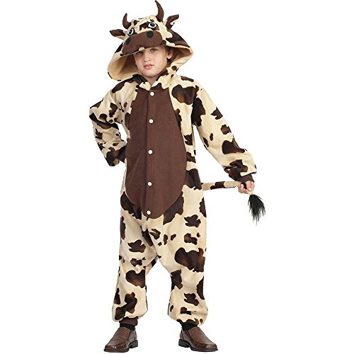 Casey the Cow Funsie Kids Costume