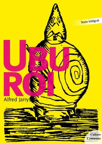 Couverture du livre Ubu Roi