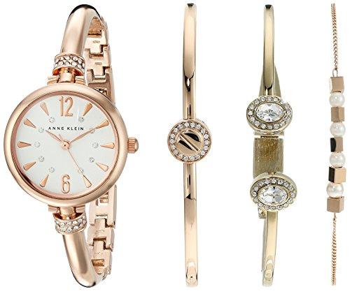 anne-klein-ak-2338rgst-analogico-al-quarzo-giapponese-da-donna-oro-rosa-orologio