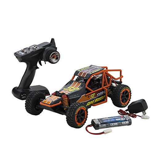 Kyosho Sand Master Ez Series 2Wd Buggy - Type 4 Black (1/10 Scale)