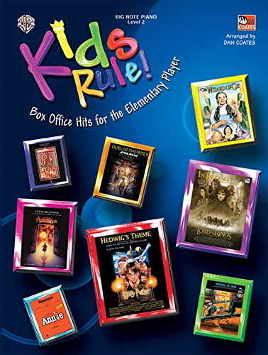 Kids Rule!: Box Office Hits for the Elementary Player PDF