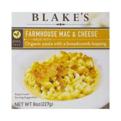 Blakes All Natural Organic Farmhouse Macaroni and Cheese, 8 Ounce -- 12 per case. (Macaroni And Cheese Topping compare prices)