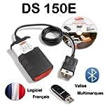 Valise Diagnotique Auto DELPHI DS150E...