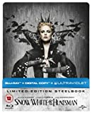 Snow White and the Huntsman - Limited Edition Steelbook (Blu-ray + Digital Copy + UV Copy)