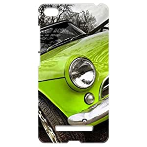 a AND b Designer Printed Mobile Back Cover / Back Case For Xiaomi Mi 4c (XOM_4C_3D_2664)