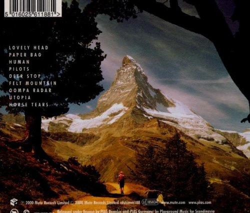Goldfrapp -- Felt Moutain (2000) 51Ztij2VeLL