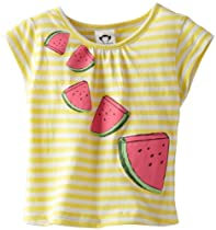 Appaman Baby Infant Grammercy Tee, Sunrise, 6 Months