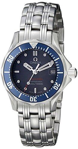 Omega Women's 2224.80.00 Seamaster 300M Quartz Watch