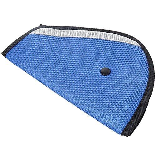 kinder-auto-sicherheitsgurte-einstellen-vorrichtung-stellungs-sicherheitsleinen-blau