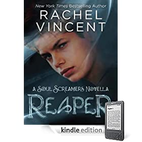 Reaper eBook: Rachel Vincent