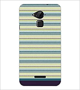 PrintDhaba Pattern D-1715 Back Case Cover for COOLPAD NOTE 3 LITE (Multi-Coloured)
