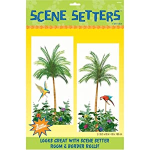 Palm Tree Scene Setter Add On
