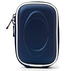 Vangoddytm Navy Blue Camera Case Accessory