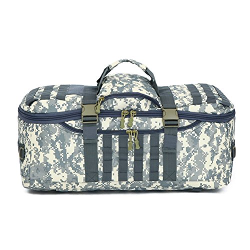 Grande capacité sac de camouflage militaire / sac tactique / sac de toile sac / extérieur-1 60L