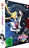 DVD Cover 'Sailor Moon Crystal - Vol.2 (2 DVDs)