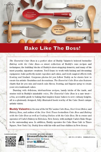 The Essential Cake Boss: Bake Like the Boss - Recipes ...