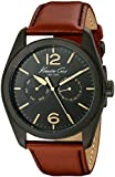 Kenneth Cole New York Men's KC8063 Classic Analog Display Japanese Quartz Red Watch