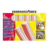 Eberhard Faber 526500 - Regenbogenkreide 6er, Kartonetui hergestellt von Eberhard Faber