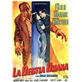 "La bestia umana�(special edition) [IT Import]von ""Gloria Grahame"""