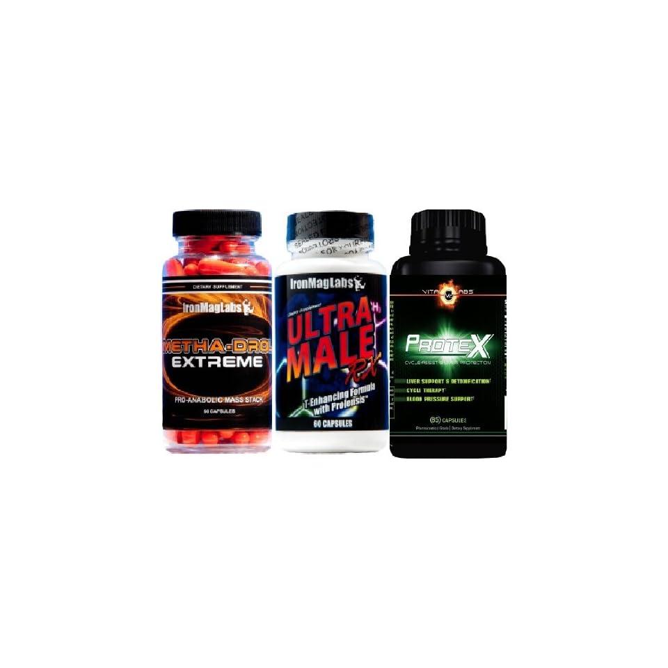 metha-drol extreme pro-anabolic mass stack