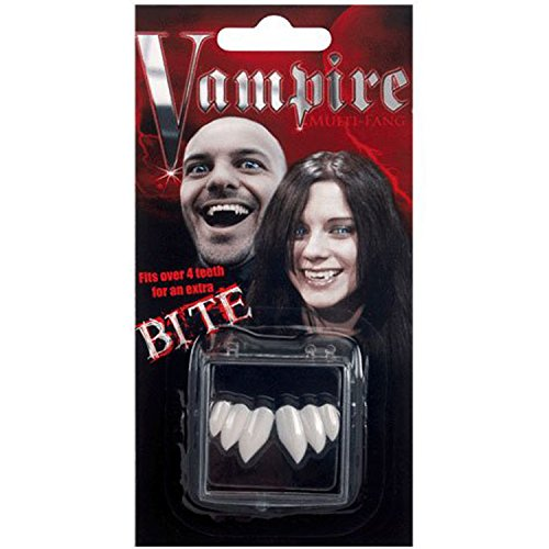 Billy Bob Vampire Bite Fangs Faux Fake Teeth Multi-fang Bite Halloween Costume