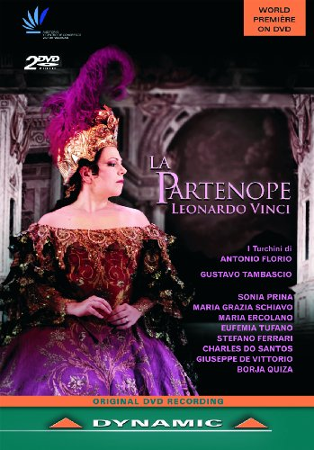 Buy Vinci: La Partenope From amazon