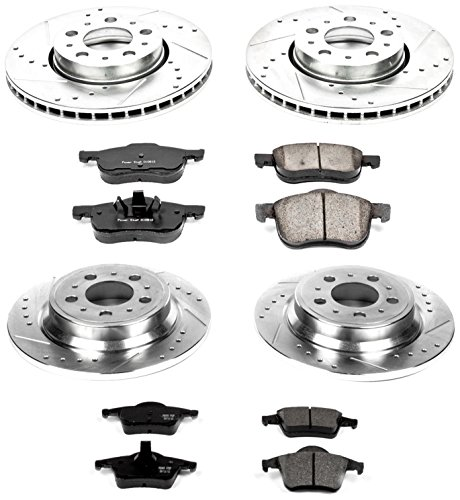 Autospecialty KOE1448 1-Click OE Replacement Brake Kit Power Stop