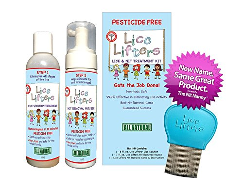 Lice Lifters Lice Removal Kit (Lice Lifters compare prices)