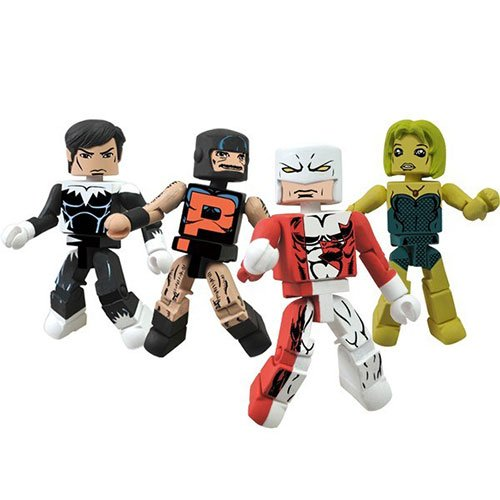 Minimates Marvel Alpha Flight Series 1 Box Set - 1