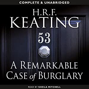 A Remarkable Case of Burglary | [H.R.F. Keating]