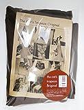 【簡易包装版】キャット・トラピーズ・オリジナル ブラウン 3ピロータイプ クッション無し 吊るすタイプのキャットタワー