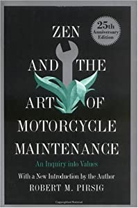 "Cover of ""Zen and the Art of Motorcycle M..."