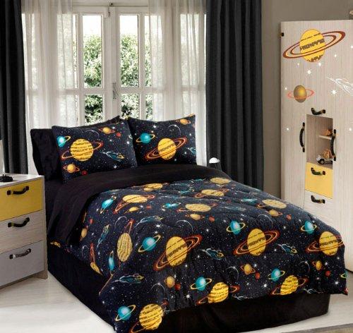Galaxy Bedding Set 5393 front