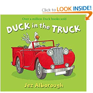 Duck in the Truck. Jez Alborough