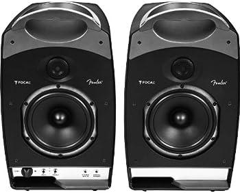Fender Passport 150W Portable Powered Studio Monitors Pair